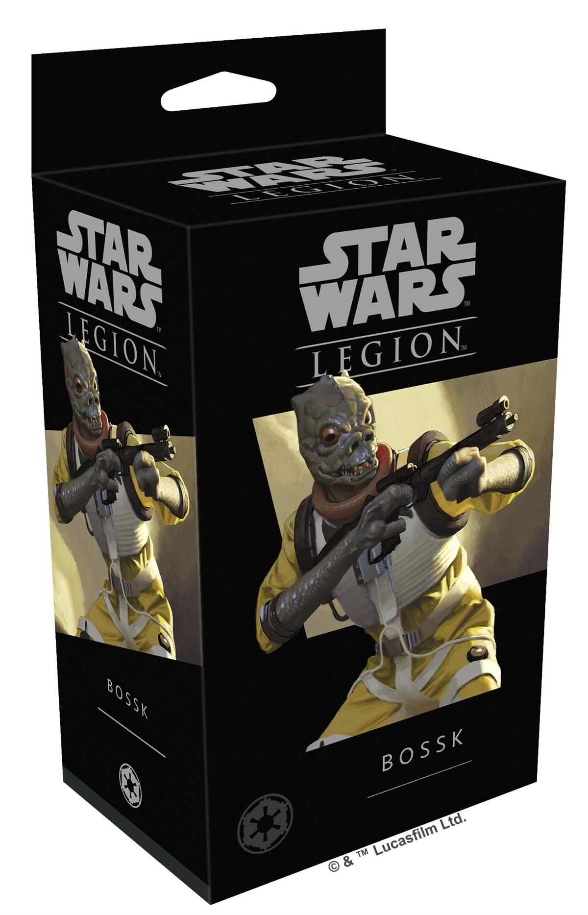 Erweiterung Bossk für Star Wars Legion