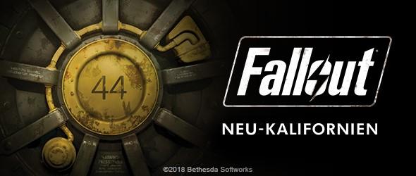 Fallout Brettspiel Banner