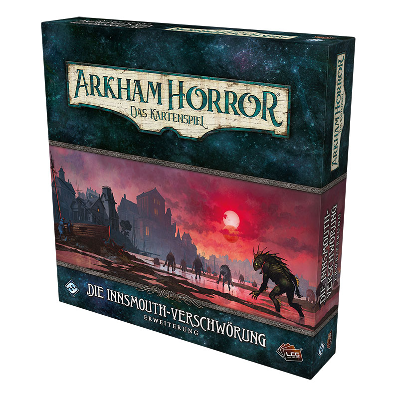 LCG Arkham Horror Wo das Verderben wartet • Mythos-Pack Dunwich-5