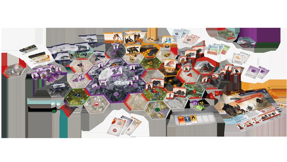 DE//EN 2-Spieler Erweiterung King Racoon Games Tsukuyumi